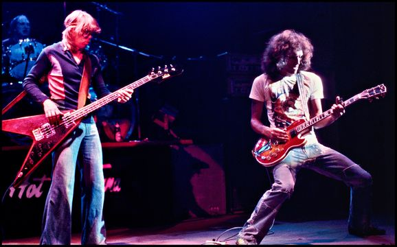 Hot Tuna - The Palladium, NYC December 1977