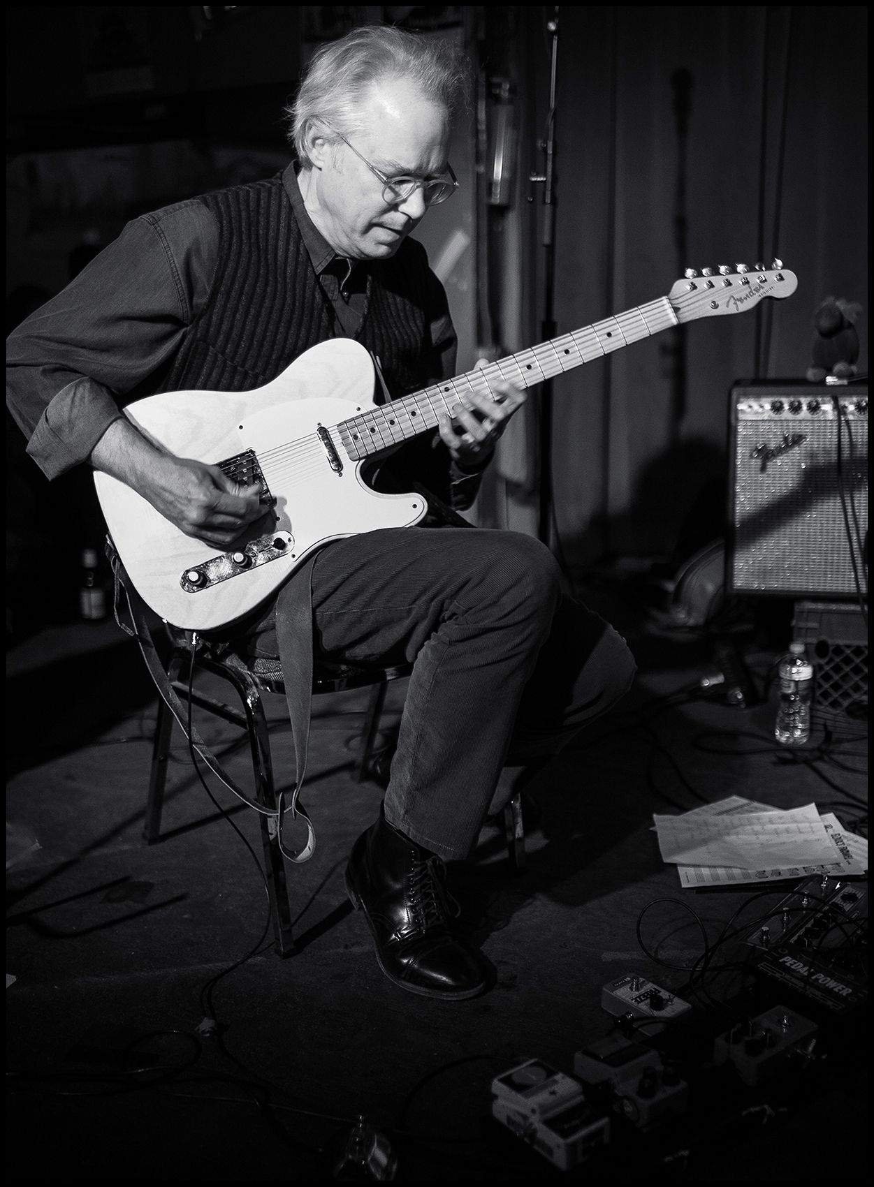Bill Frisell - Continental Club, Austin 2012