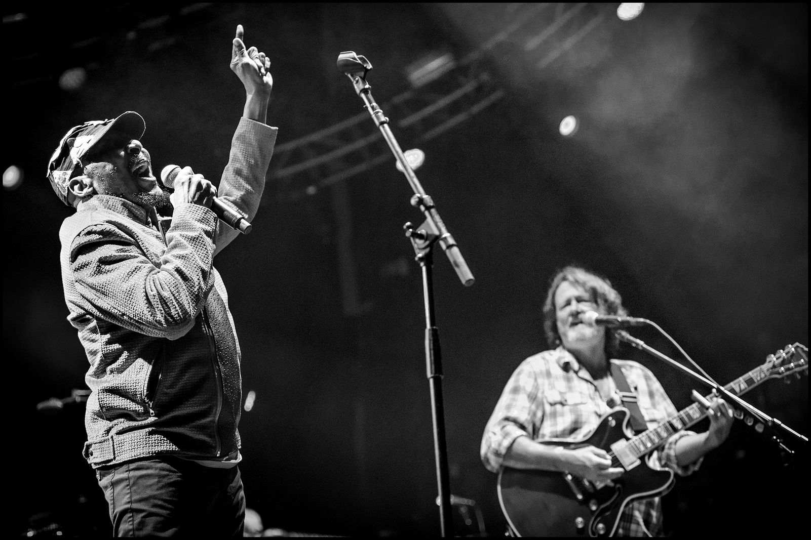 Jimmy Cliff & John Bell - Widespread Panic, Lockn' 2015