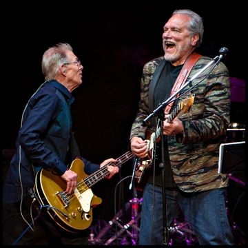 Hot Tuna - Jorma Kaukonen & Jack Casady - Beacon Theater, NYC 12.13.14