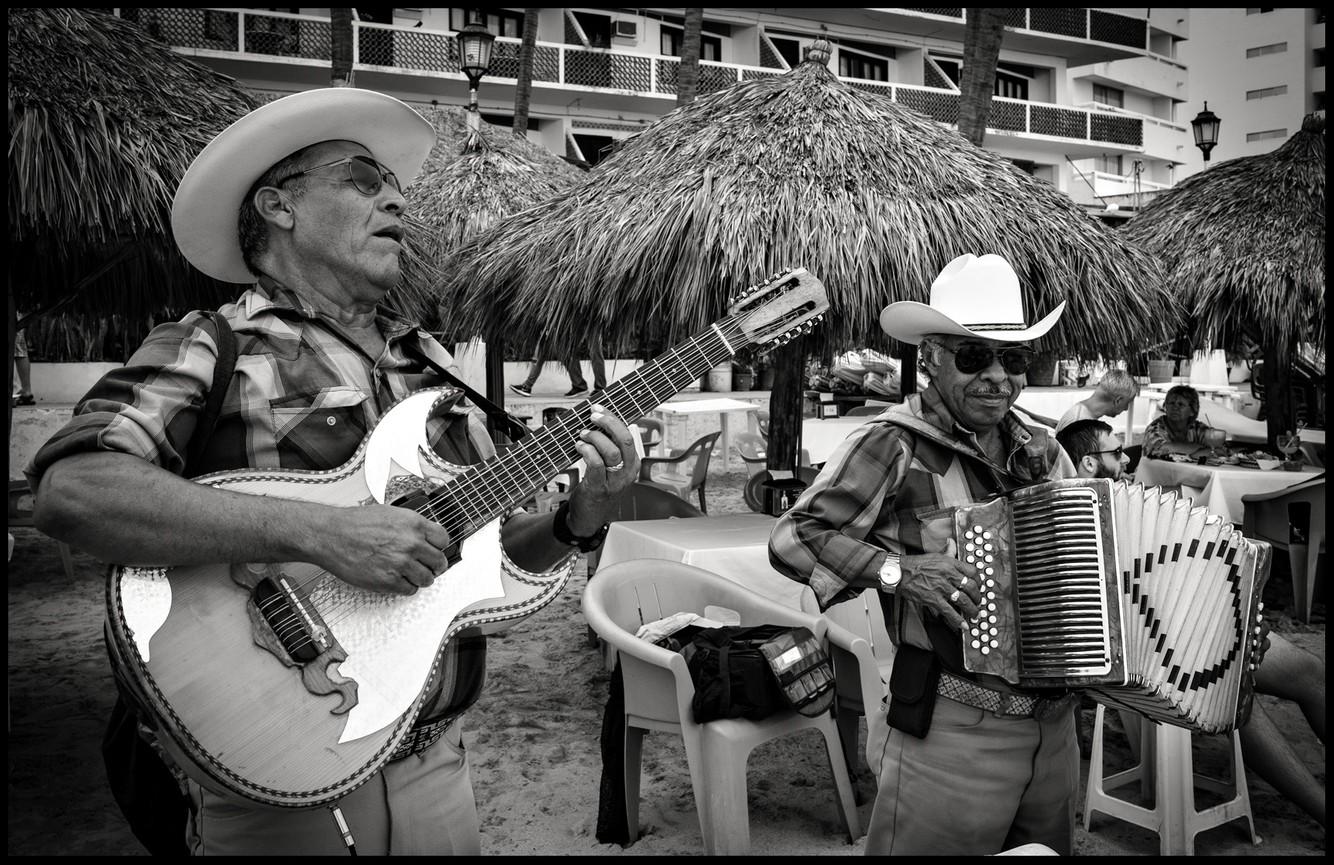Mariachis_Puerto Vallarta, Jalisco, Mexico