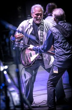 Jorma Kaukonen & Jack Casady - Jefferson Airplane Celebration - Lockn' Festival, 9.11.15