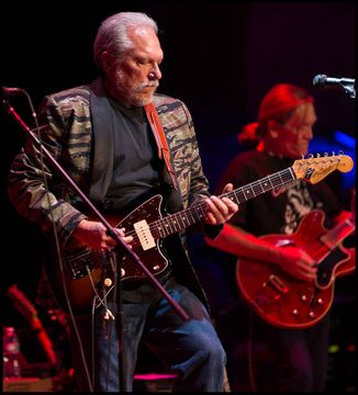 Hot Tuna & Friends - Jorma Kaukonen & G.E. Smith - Beacon Theater, NYC 12.13.14