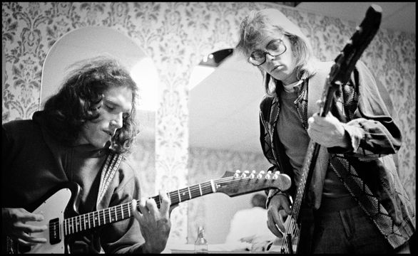 Hot Tuna - Jorma Kaukonen & Jack Casady - Cherry Hill Centrum, NJ 1976