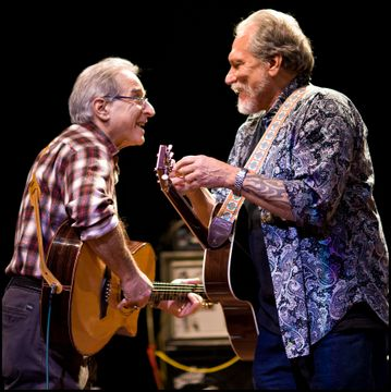 Hot Tuna - Jorma Kaukonen & Happy Traum - Beacon Theater, NYC 12.03.10