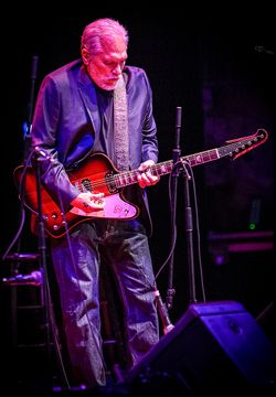 Hot Tuna - Jorma Kaukonen, Beacon Theater, NYC - 11.21.15