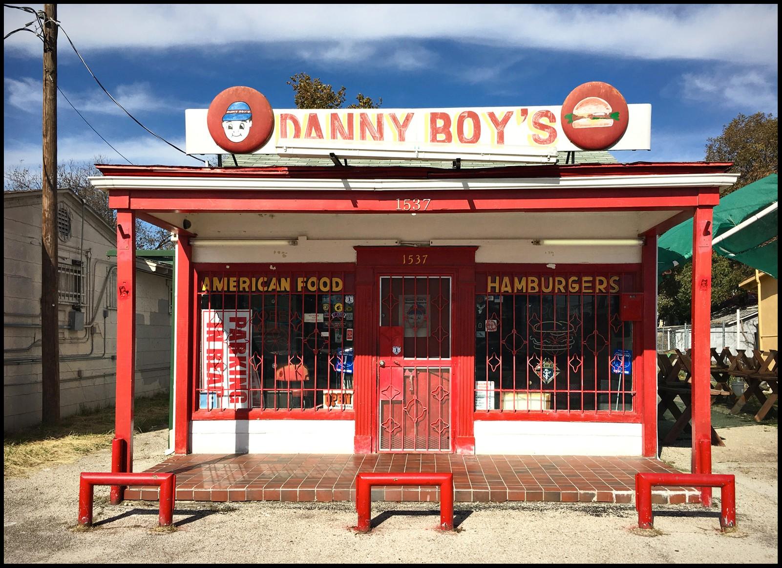 Danny Boy's - San Antonio, TX_12.01.2016