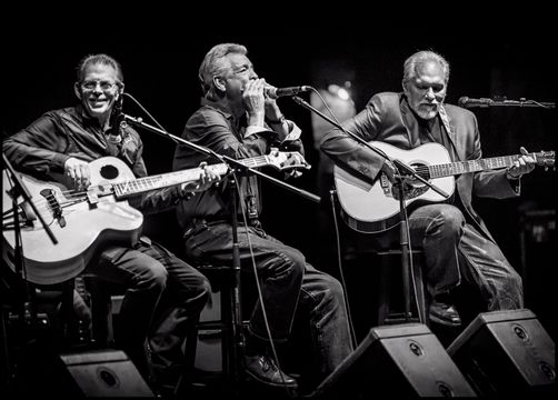 Jack Casady, John Hammond Jr., Jorma Kaukonen -Beacon Theater, 11.20.15