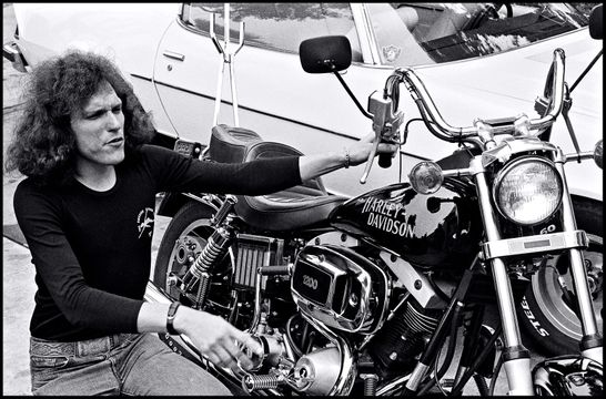 Jorma Kaukonen - At Home with Harley -  San Francisco, CA - July 1978