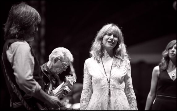 Teresa Williams - Jefferson Airplane Celebration - Lockn' Festival, 9.11.15