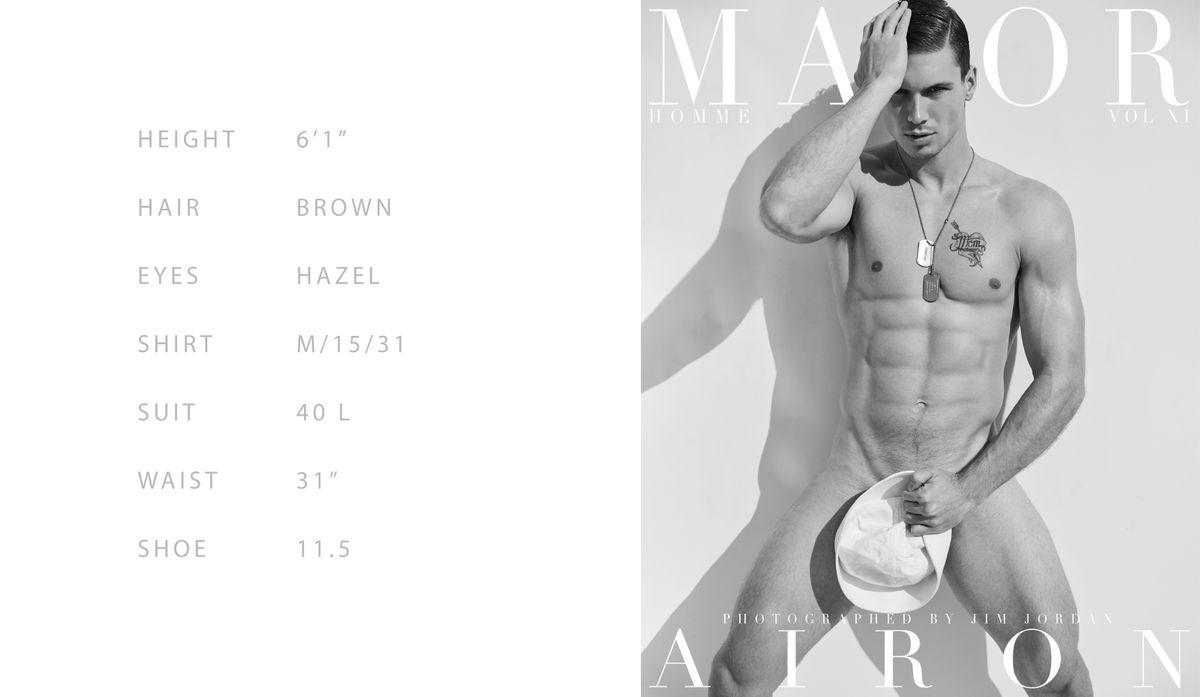 Model Airon Mallars
