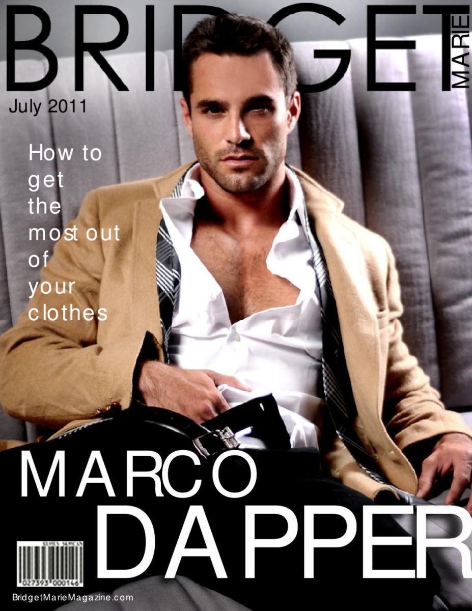 Model Marco Dapper