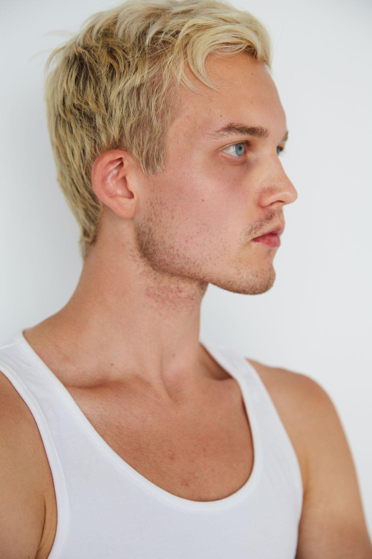 MALE MODEL Trevor Mullin