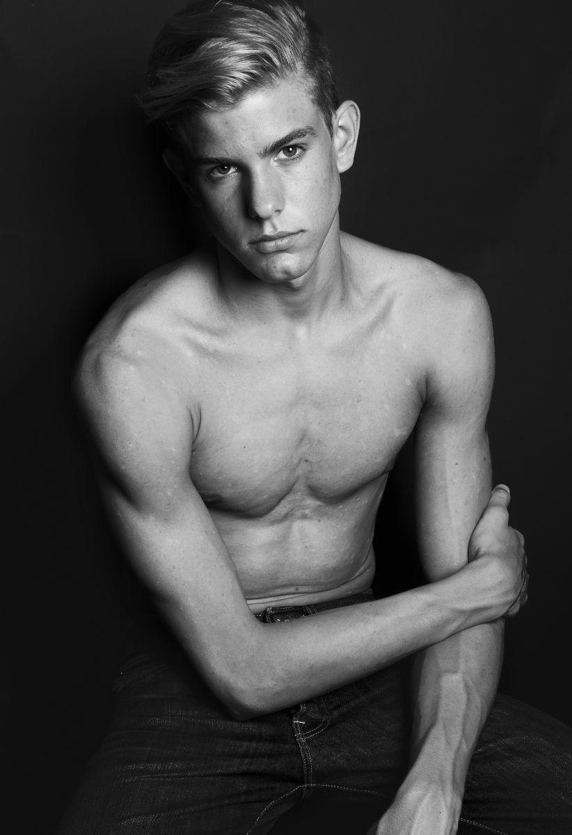 Model Jack Leighton