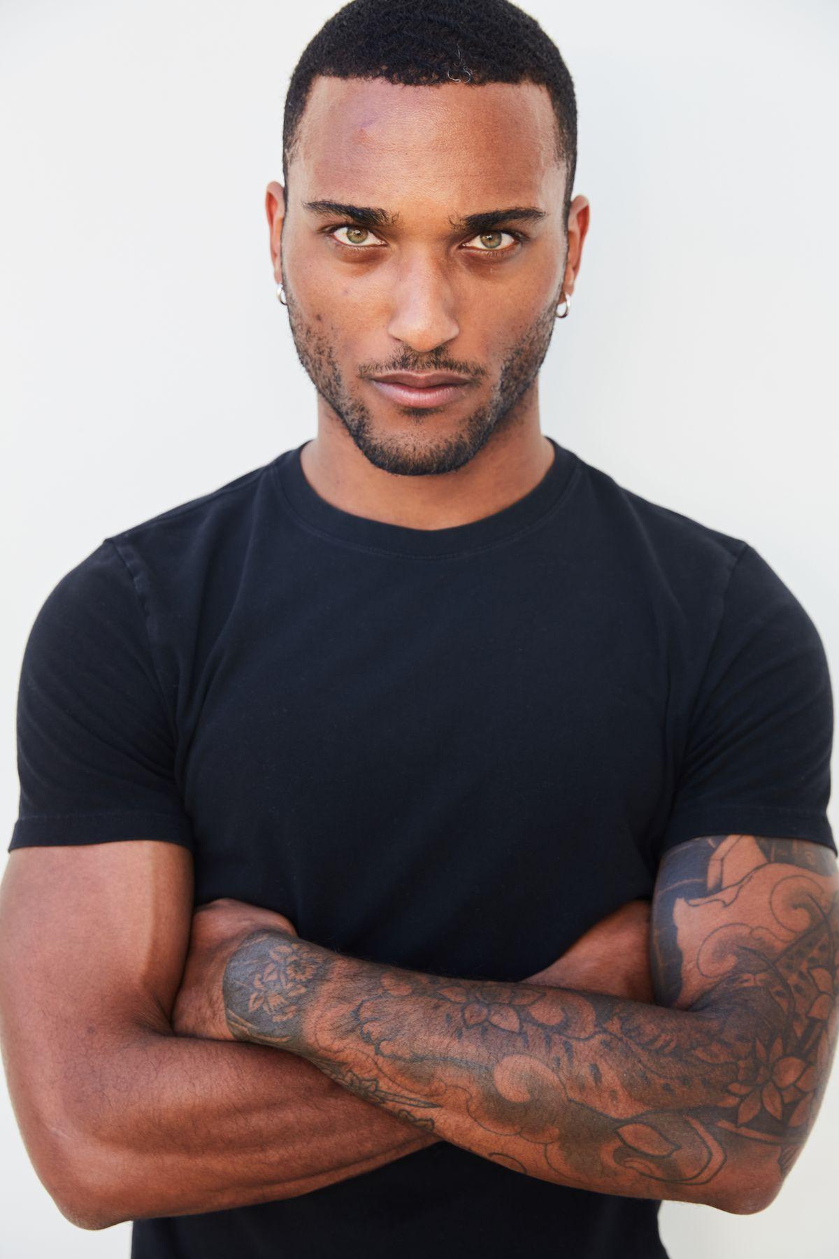 Model Chris West