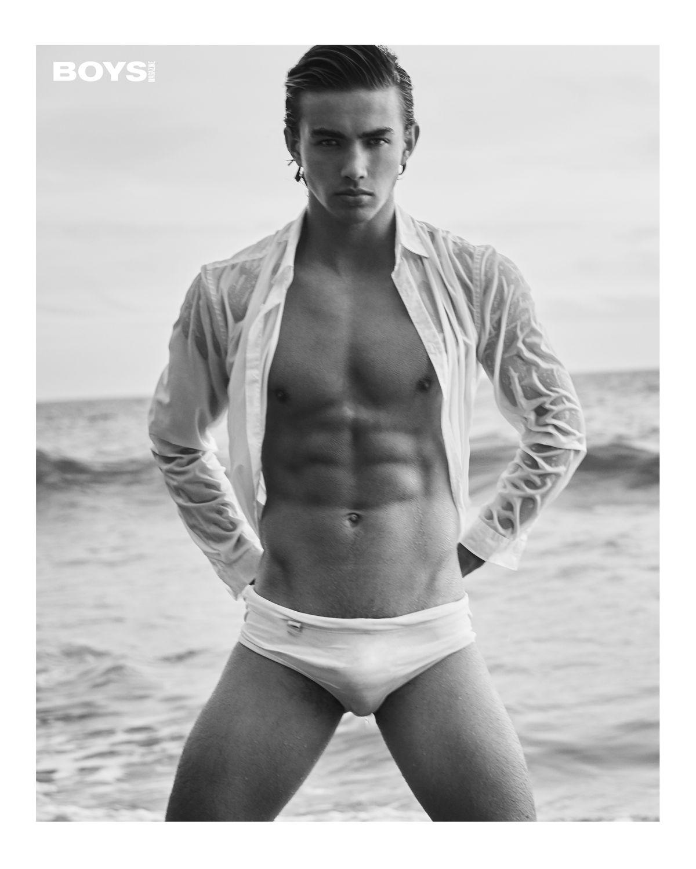 Model Thomas Jenkins