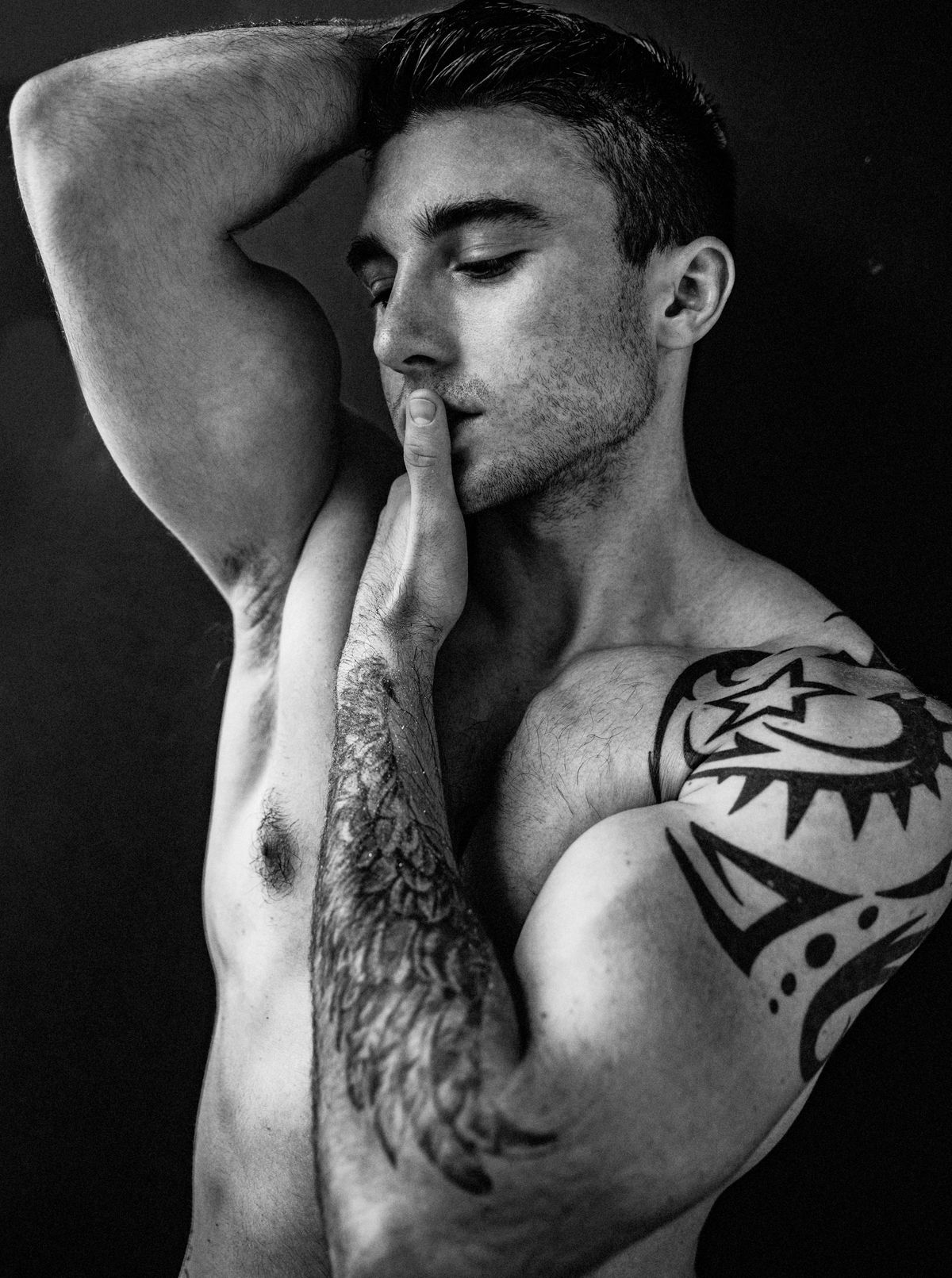 Model Garett Nolan