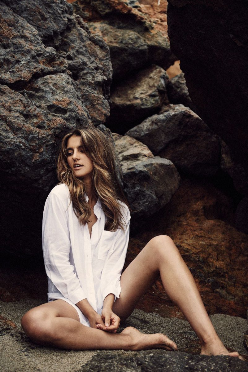 Model Amanda Riley