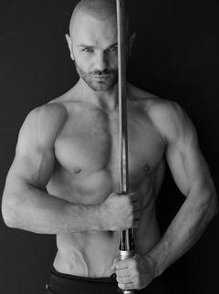 Actor Alex Magala