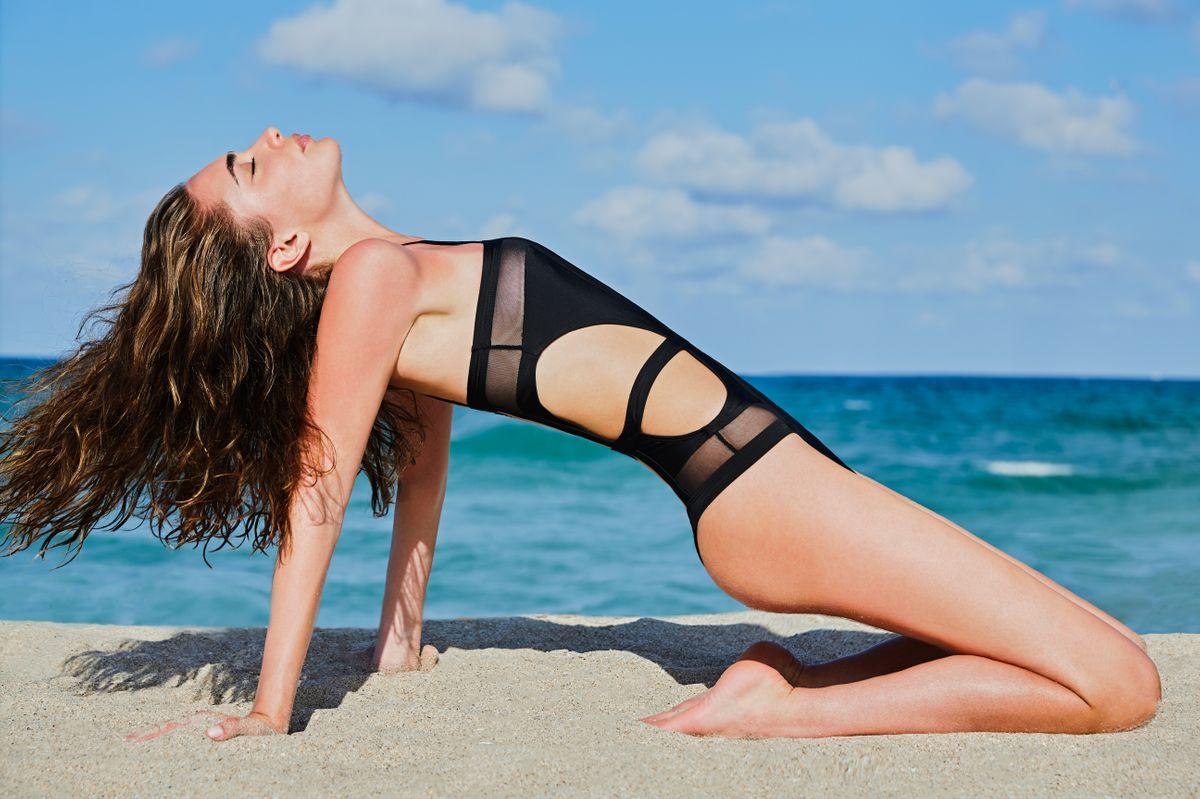 Model Erika Luter