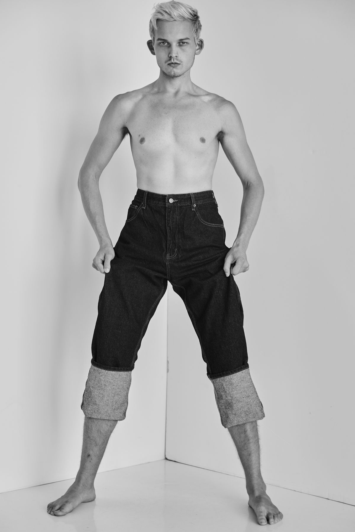 Model Trevor Mullin