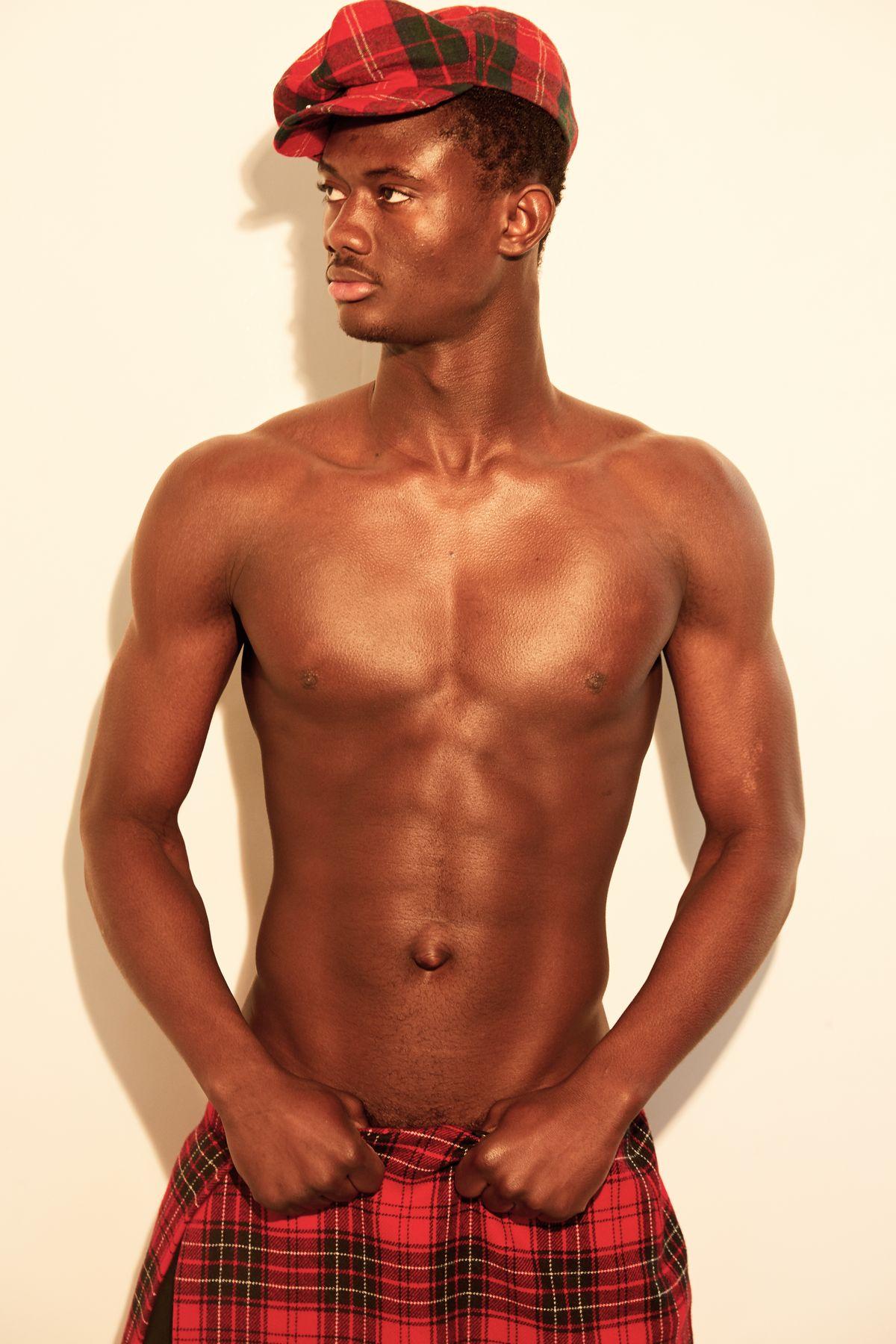 Model Yannick Sako