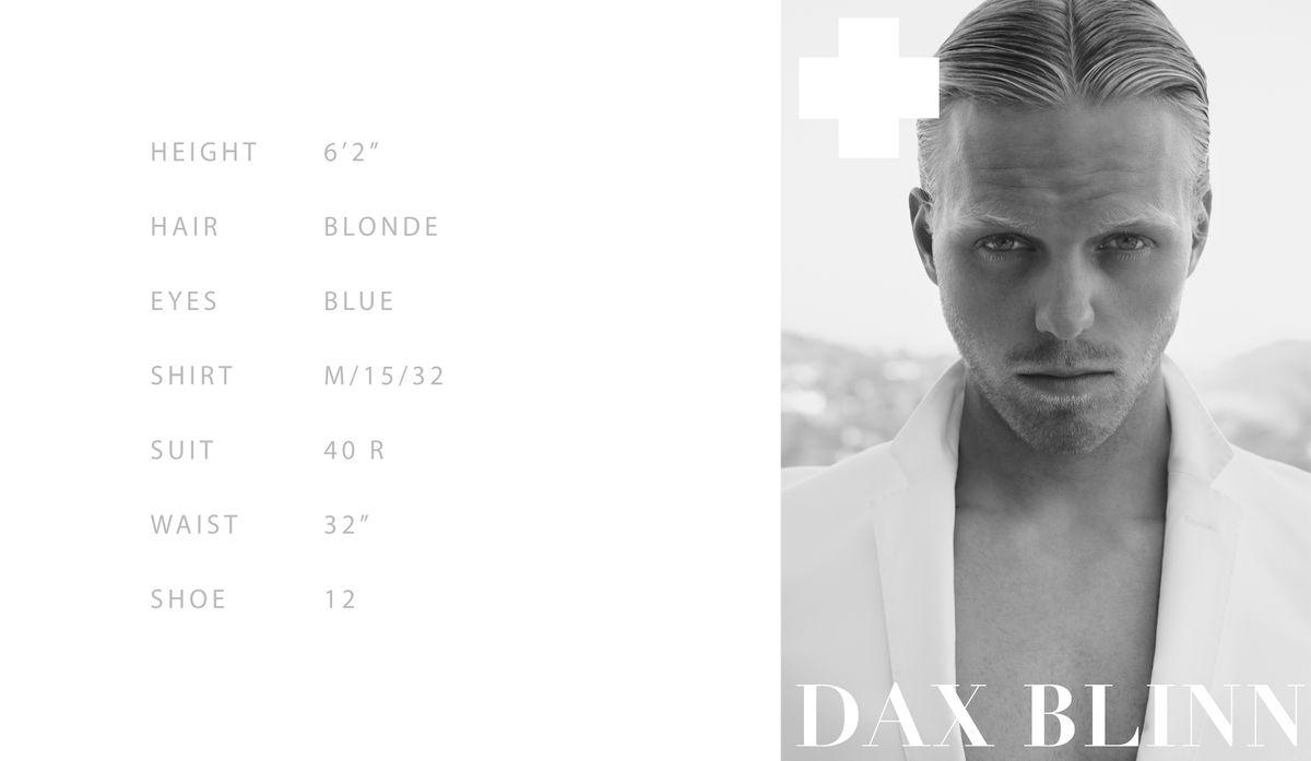 Model Dax Blinn