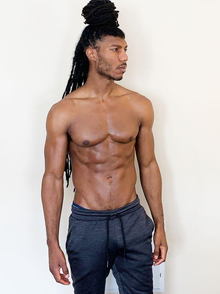 Model Harrison Jordan