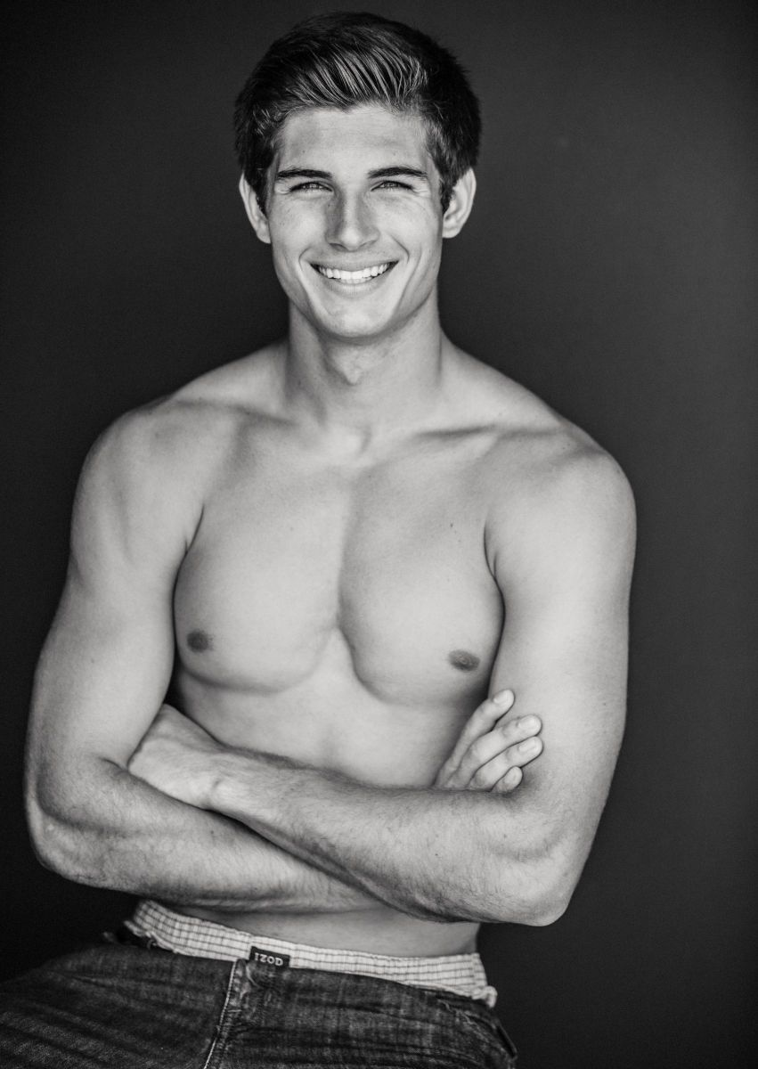Model James Wood