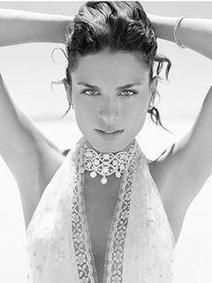 Model Gabriela Hurst