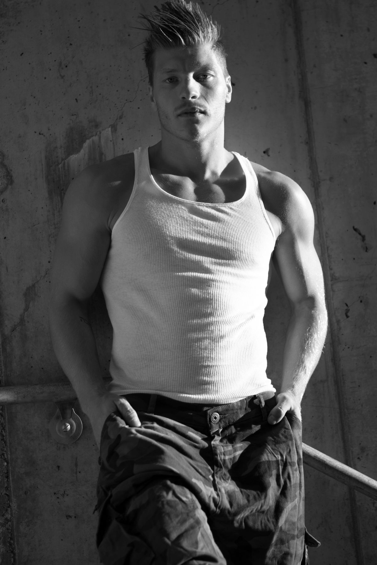 Model Nikolay Koltsov