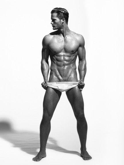 Model Michael Shramm