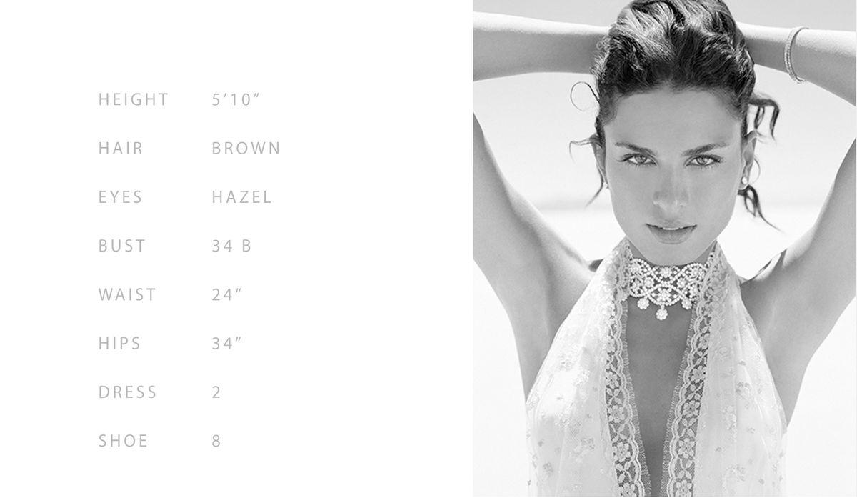 Model Gabriella Hurst
