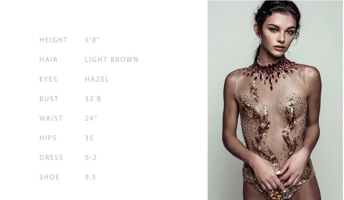 Model Rowena Karmy