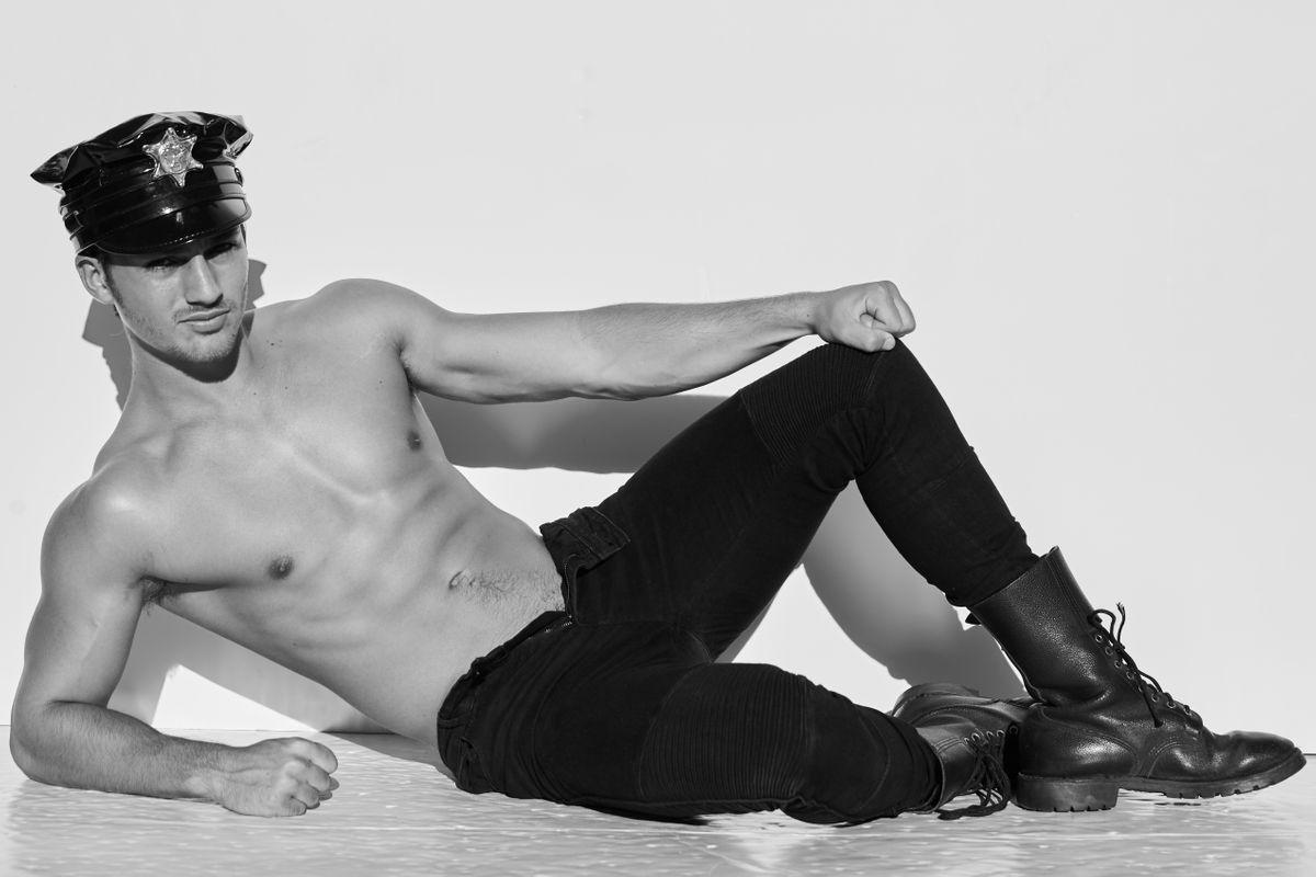 Model Tayne De Villiers