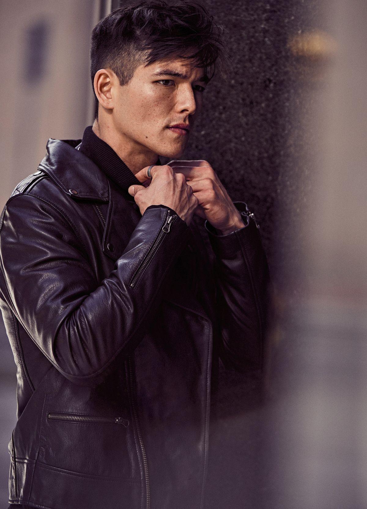 Model Jesse Conrad