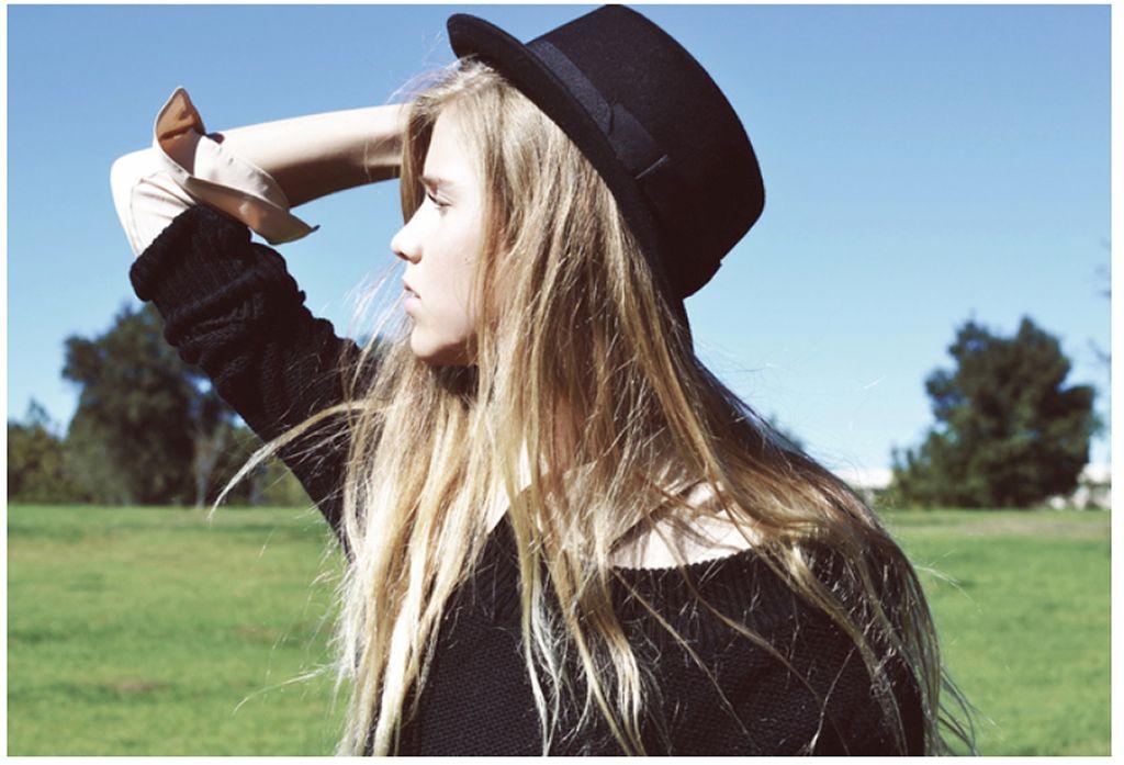 Model Madison Marlow