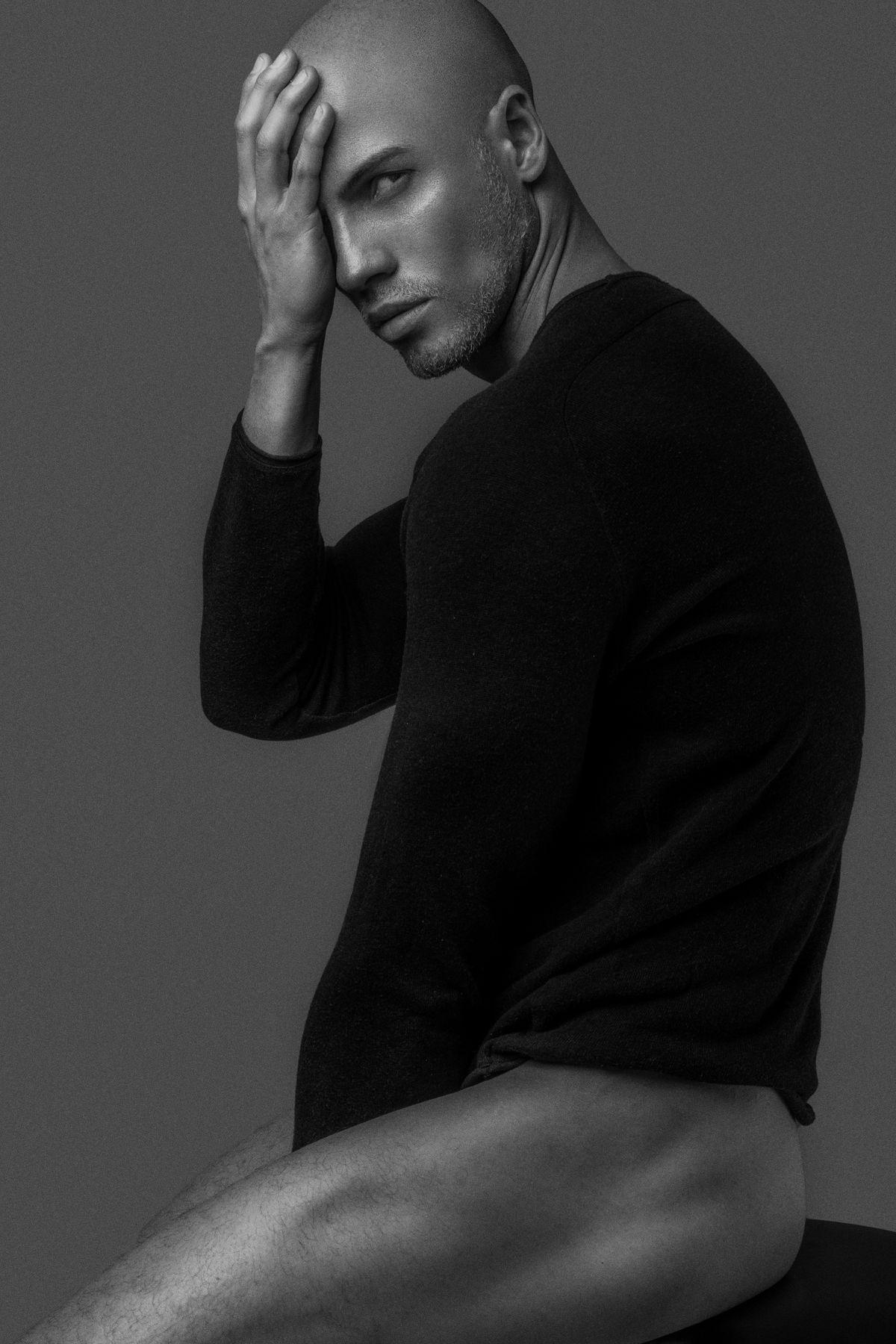 Model Webster Charlotten