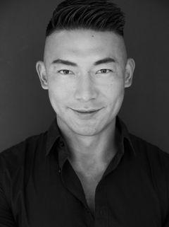 Actor Chris Wang