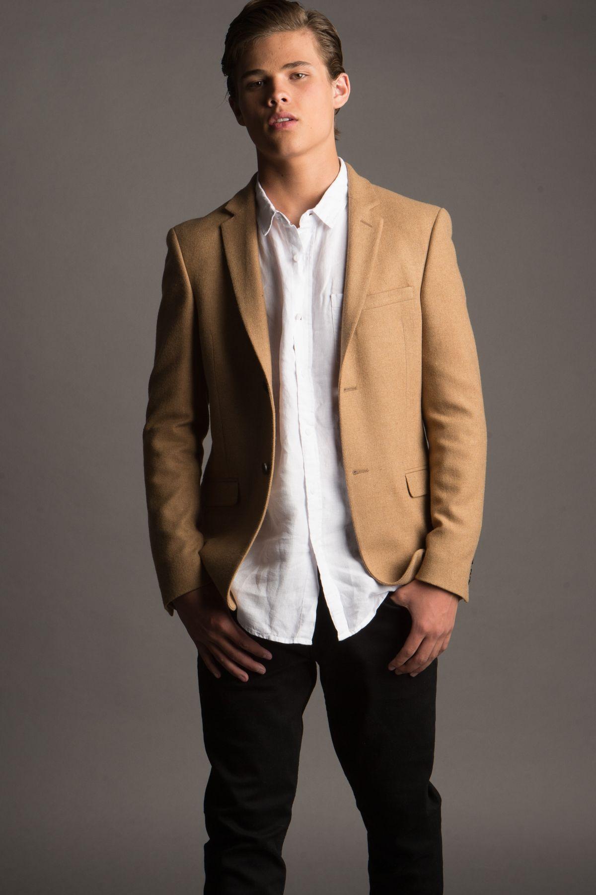 Model Ben Murken