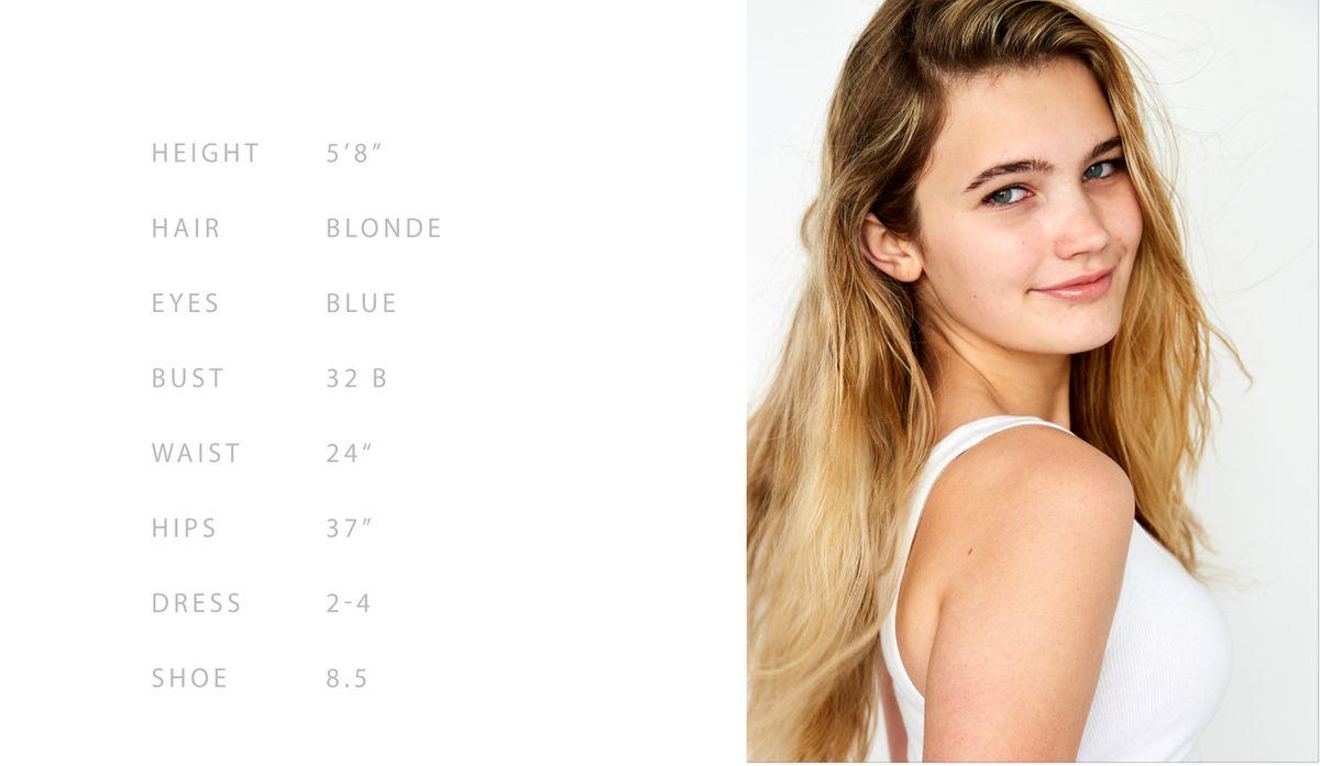 Model Alyssa Daniel