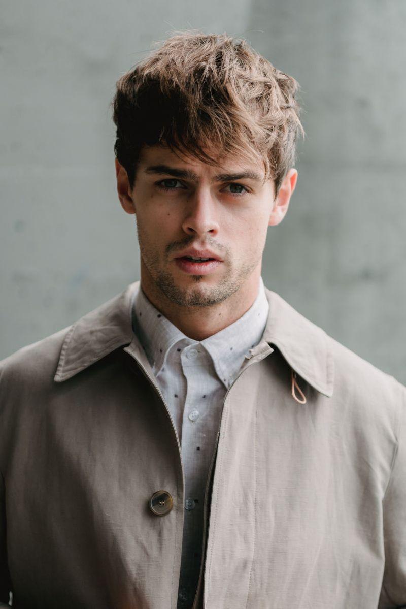 Male Model Daniel Yakobchuk - WHITE CROSS MANAGEMENT