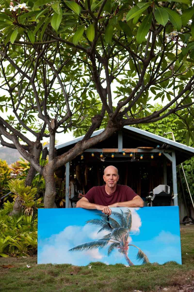 Charlie Lyon, ArtistMaui Jim Sunglasses