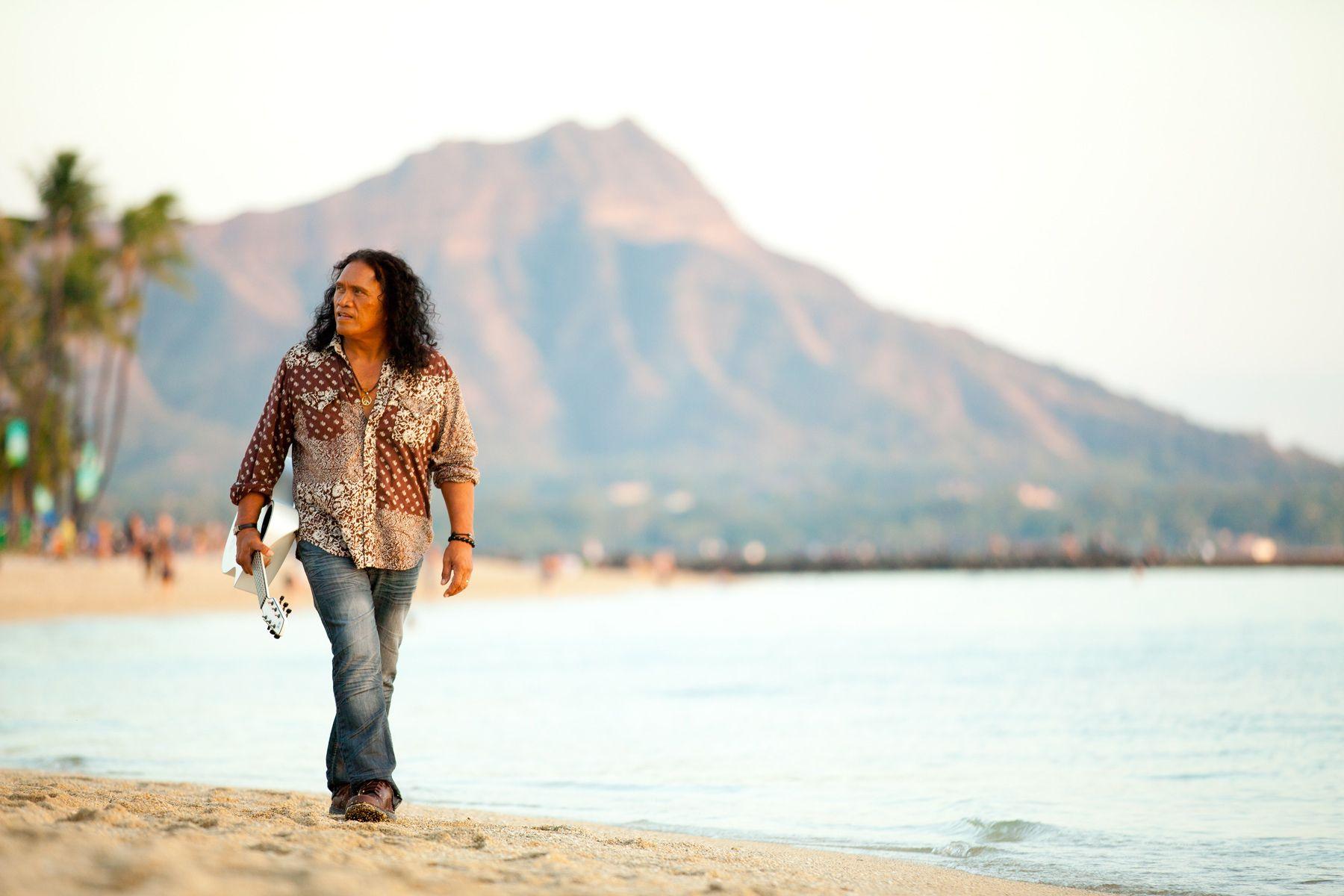 Henry Kapono, legendary Hawaiian musician