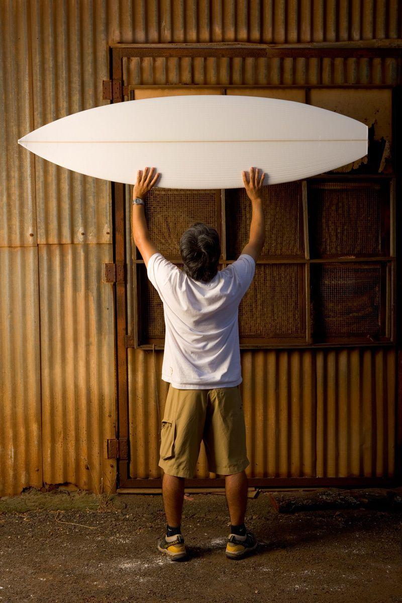 Eric Arakawasurfboard shaper