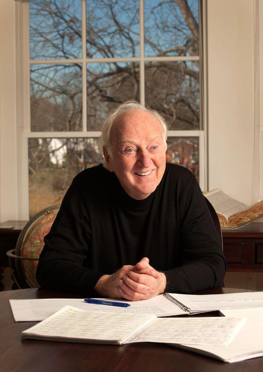 John Duffy , Composer, for Chamber Music Magazine