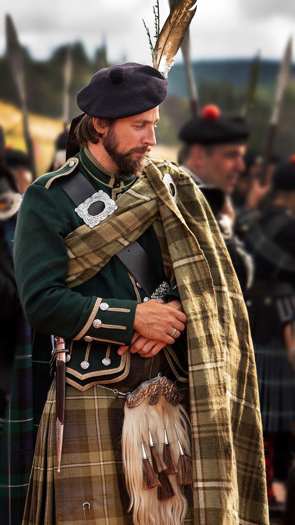 Lonach March, Aberdeenshire, Scotland