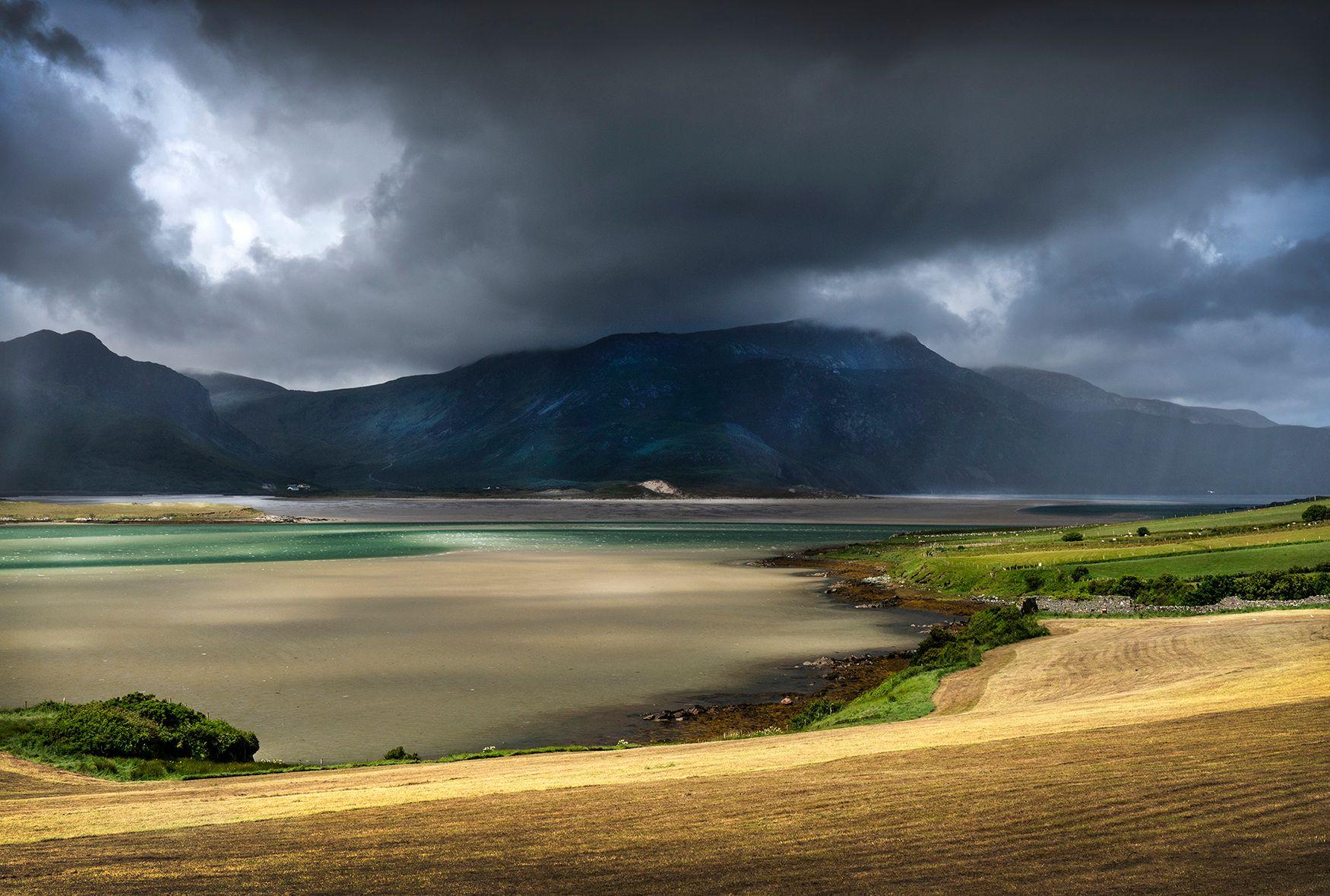 Passing Rain and Sun,Loughros Bay,Donegal Ireland.jpg