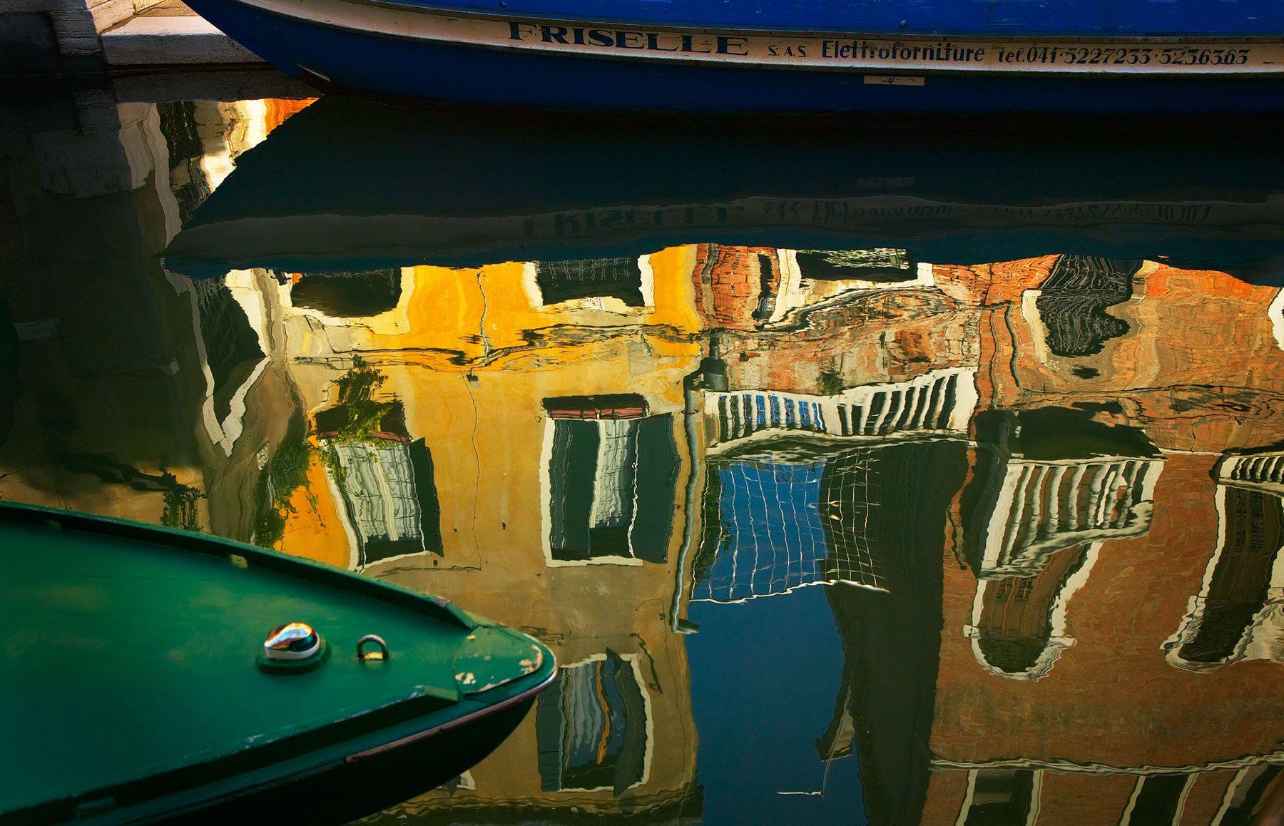 Reflected Venice: Venice, Italy