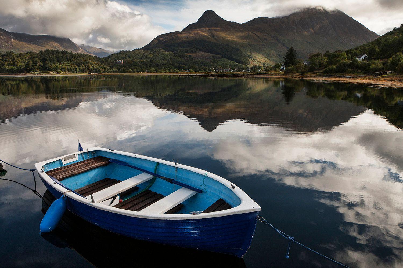 The Blue Boat, Scotland